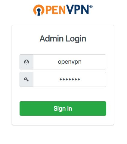 How to add users to your OpenVPN Access Server using PAM