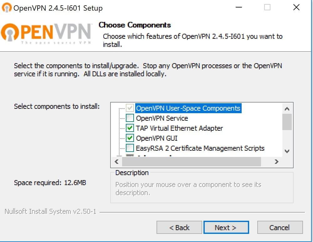 How to install the OpenVPN GUI on Windows   OpenVPN