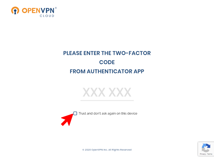 Skipping Two-Factor Authentication on trusted devices