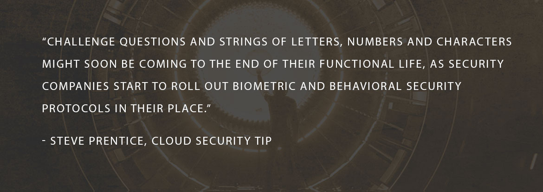 biometric security tip quote