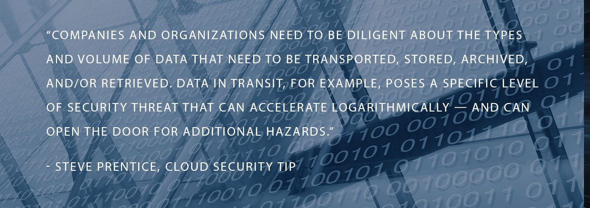 data management security tip