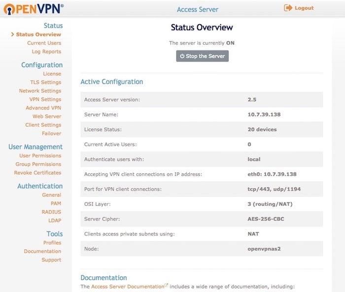 OpenVPN for Linux 2.5.1 full