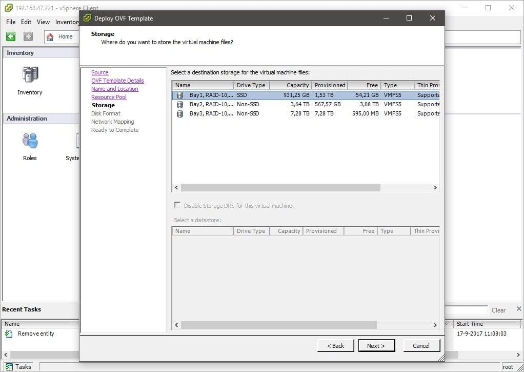 Deploying The Access Server VPN Appliance On VMWare ESXi | OpenVPN